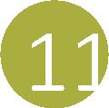 11 zöld