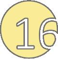 16 vanília