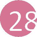 28 púder