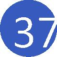 37 kék-ezüst
