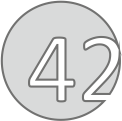 42 ezüst