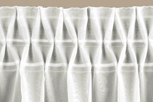 ROMBUS PLEAT 1:2 transparent