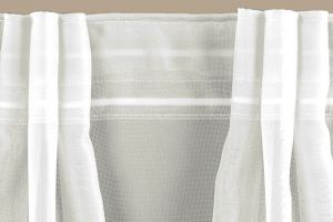 PLEAT 1:2,5 transparent