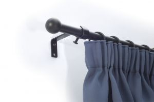 Enostavni nosiled enojni črna